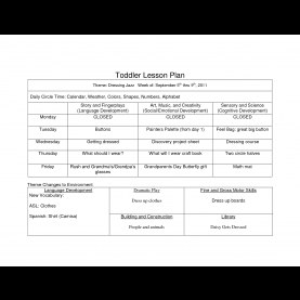 Best Infant Lesson Plans On Weather Preschool Curriculum Themes | Sample Of Creative Curriculum Lesso