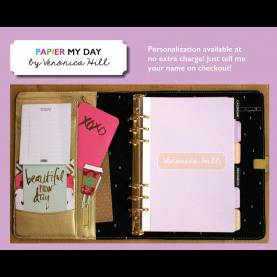 Best Lesson Plan And Gradebook A5 Filofax Teacher'S Planner Kit Lesson Plans And G