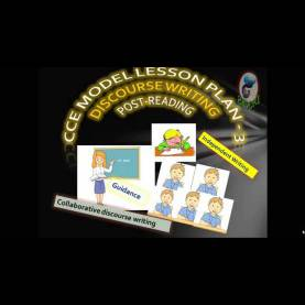 Best Lesson Plan For English Class 6 Cbse English Cce Lesson Plan 3 Writing - You