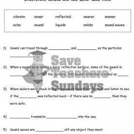 Best Lesson Plan In Science 5 25 Best Sound Lesson Plans, Worksheets And Teaching Resource