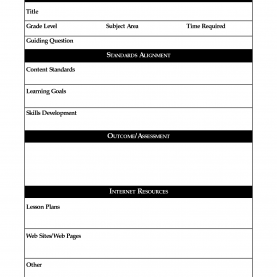 Best Lesson Plan Template Online Free Lesson Planner Template 2016 | Free Business Temp