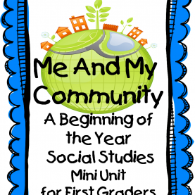 Best Neighborhood Lesson Plans First Grade First Grade Wow: Me And My Commu