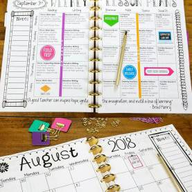 Best Personalized Lesson Planner Book Best 25+ Teacher Plan Books Ideas On Pinterest | Lesson Plan Book