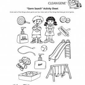 Best Pre K Lesson Plans On Germs K 5 Hand Hygiene Lesson Plans And Worksheets Lesson 8 Page 2   K-