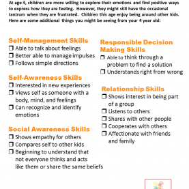 Best Preschool Lesson Plans Social Emotional Development Social Emotional Development Checklists For Kids And Teen
