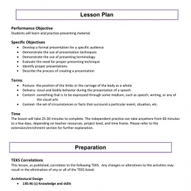 Best Specific Objectives In Lesson Plan Lesson Plan Architecture Presentation How To Pre