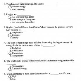 Briliant 6Th Grade Science Lessons Free Worksheets For All   Download And Share Worksheets   Free O