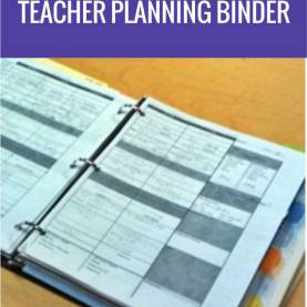 Briliant How To Make A Lesson Plan Binder How To Make A Teacher Planning Binder {Binder Basic