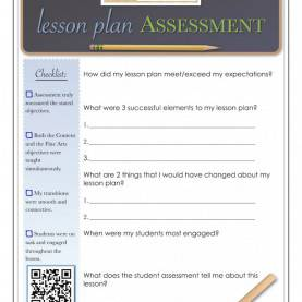 Briliant Lesson Plan Assessment Examples Lesson Plan Assess