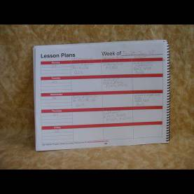 Briliant Lesson Plan Book Example August 2011 €? Fifth Grade Online Curric