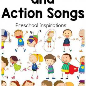 Briliant Lesson Plan For Preschool Music And Movement 10 Of The Best Movement And Action Songs! | Circle Time Song