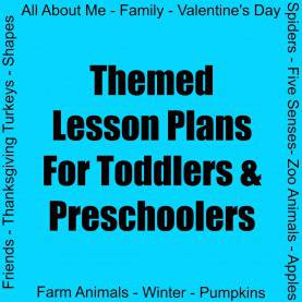 Briliant Lesson Plans For Preschool Toddlers Lesson Plans For Toddlers & Preschoo