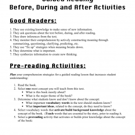 Briliant Reading Strategy Questioning Lesson Plan Use Guided Reading Strategies To Teach Making Predicitions. Thi