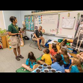 Briliant Science Lessons For 4Th Grade Ozgood The Barn Owl Helps Fourth-Grade Students Learn Abou