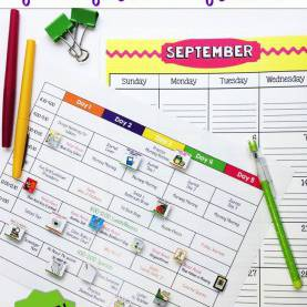 Complex 1St Week Lesson Plans 2Nd Grade A Full Week Of Back To School Lesson Plans For Free! Includes Al