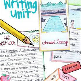 Complex 3Rd Grade Invention Lesson Plans Opinion Writing Unit For 2Nd Or 3Rd Grade | Graphic Organizer