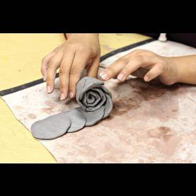 Complex Clay Sculpture Ideas For Art Class Smart Class: Clay Roses For Mother'