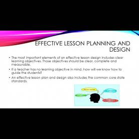 Complex Elements Of An Effective Lesson Plan The Big Interview Whitney Taylor Ashford University Edu Ppt Down