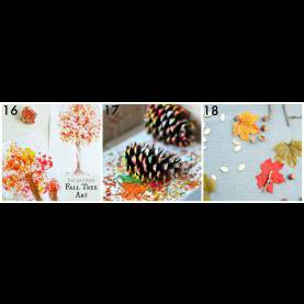Complex Fall Art Projects For Preschoolers 20 Beautiful Fall Process Art Ideas For