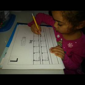 Complex How To Teach 3 Year Olds How To Teach A Toddler Handwriting Easily - You