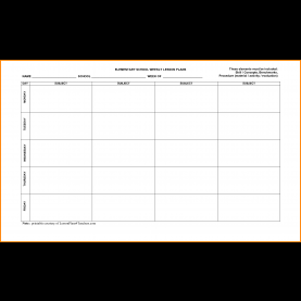 Complex Lesson Plan Template Free 8+ Free Lesson Plan Templates | Card Authorization