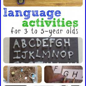 Complex Lesson Plans For Ages 3-5 3-5 Years - I Can Teach My Ch
