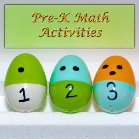 Complex Pre K 3 Activities Pre-K Math Activities | Pres-School Ideas | Pinterest | Mat