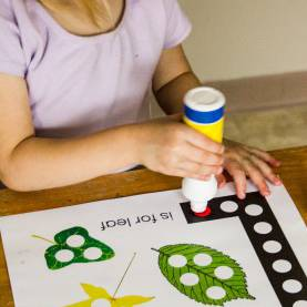 Excellent Activities To do With Leaves Leaf Activities - Moms Have Question