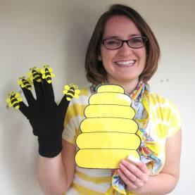 Excellent Bumble Bee Lesson Plans Toddlers Insects And Bugs Theme: Songs, And Flannel Stories | Preschoo