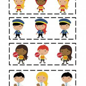 Excellent Community Helper Baker Community Helpers. Powerpoint Community Helpers. Clipart Communit