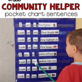 Excellent Community Helpers Teacher Speech Community Helper Activities #