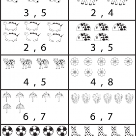 Excellent Counting Lesson Plans For Kindergarten Counting Worksheets For Kindergarten €? | Pintere
