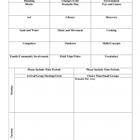 Excellent Creative Curriculum Lesson Plans For Infants Print Creative Curriculum Lesson Plan - Bing Images €? | Pintere