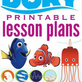 Excellent Disney Preschool Lesson Plans Finding Dory Lesson Plans For Teachers Or Parents | Finding Dor