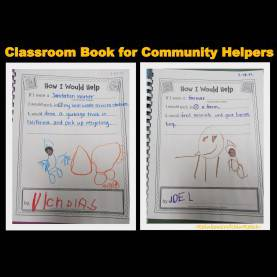Excellent Few Lines On Community Helpers For Kids Community+Helpers+Book.Jpg 1,600×1,143 Pixels | Community Helper