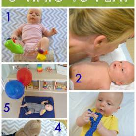 Excellent Infant Activity Ideas 437 Best Baby Activities Images On Pinterest | Play Idea