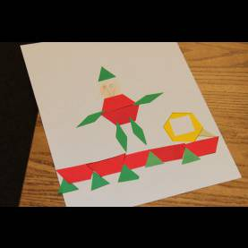 Excellent Lesson Plan About Shapes For First Grade Crazy For First Grade: Shapin' It