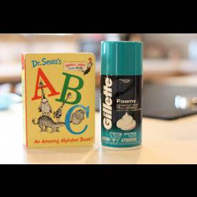 Excellent Lesson Plans For Toddlers On Dr Seuss Dr. Seuss' Abc Book: Writing Letters In Shaving Cream - I Ca