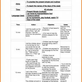 Excellent Mock Lesson Plan Lesson Plan Outline Sample - Yun5