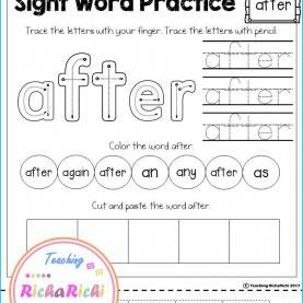 Excellent Pre K Lesson Plans Nyc Best 25+ Pre K Sight Words Ideas On Pinterest   Sight Word
