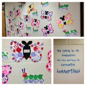 Excellent Pre K Themes For The School Year Pre-K End Of The Year Projects. The Print Reads If I Were