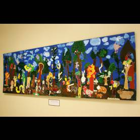 Excellent Recycled Art Lesson Plans Elementary Briargrove Elementary Art Page: The Deciduous Forest!