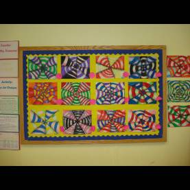 Excellent Year 4 Art Lesson Three Cheers For Op Art! | Artmu