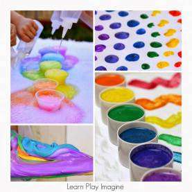 Fresh Lesson Plans For Toddlers On Rainbows 36 Rainbow Activities For Babies, Toddlers, Preschoolers And Olde