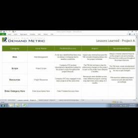 Fresh Lessons Learned Database Software Lessons Learned Template - You