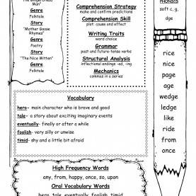 Fresh Reading Lesson Plan For 1St Grade McGraw-Hill Wonders First Grade Resources And Print