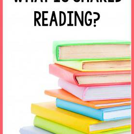 Fresh Shared Reading Lesson Plans First Grade What Is Shared Reading? - Learning At The Primary