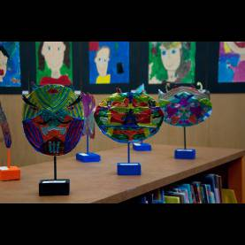 Good April Art Projects For Elementary Students Mrs. Nohelty'S Art Lab: Bell Fine Arts Night - June