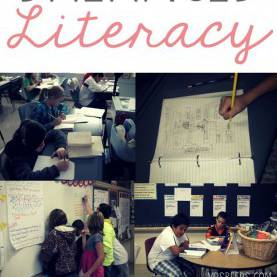 Good Guided Reading Best Practices Balanced Literacy: Best Practices For Your Ela Classroom | Fres