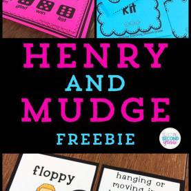 Good Guided Reading Books For 2Nd Grade Henry And Mudge The First Book Activities Aligned To The Journey